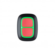 Кнопка экстренной тревоги Ajax DoubleButton (black)