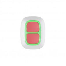 Кнопка экстренной тревоги Ajax DoubleButton (white)