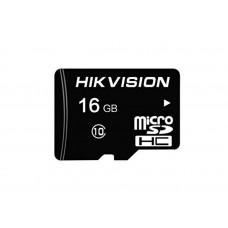 Карта памяти microSDHC Hikvision HS-TF-L2I /16G