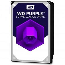 Жесткий диск 12 ТБ для системы видеонаблюдения WD Purple WD121PURZ