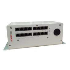 DS-KAD612 12-портовый POE коммутатор Hikvision