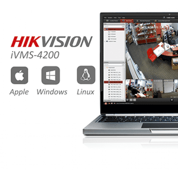 Madison : Ivms 4200 client linux
