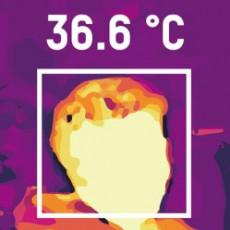 Тепловизоры для измерения температуры тела Hikvision