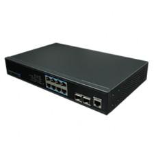 UTP3-GSW0802S-MTP150 8-портовый PoE коммутатор