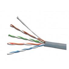 DCG UTP cat 5E 4PR (0,50мм) CCA PVC 305м