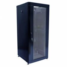 """Шкаф 19"""" 28U, 610х675 мм (Ш*Г), усиленный"""