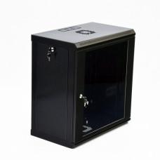 Шкаф 12U, 600x350x640 мм (Ш*Г*В), эконом, акриловое стекло
