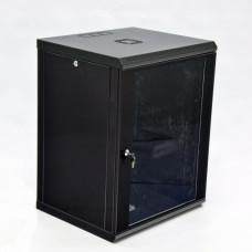 Шкаф 15U, 600x500x773 мм (Ш*Г*В), эконом, акриловое стекло